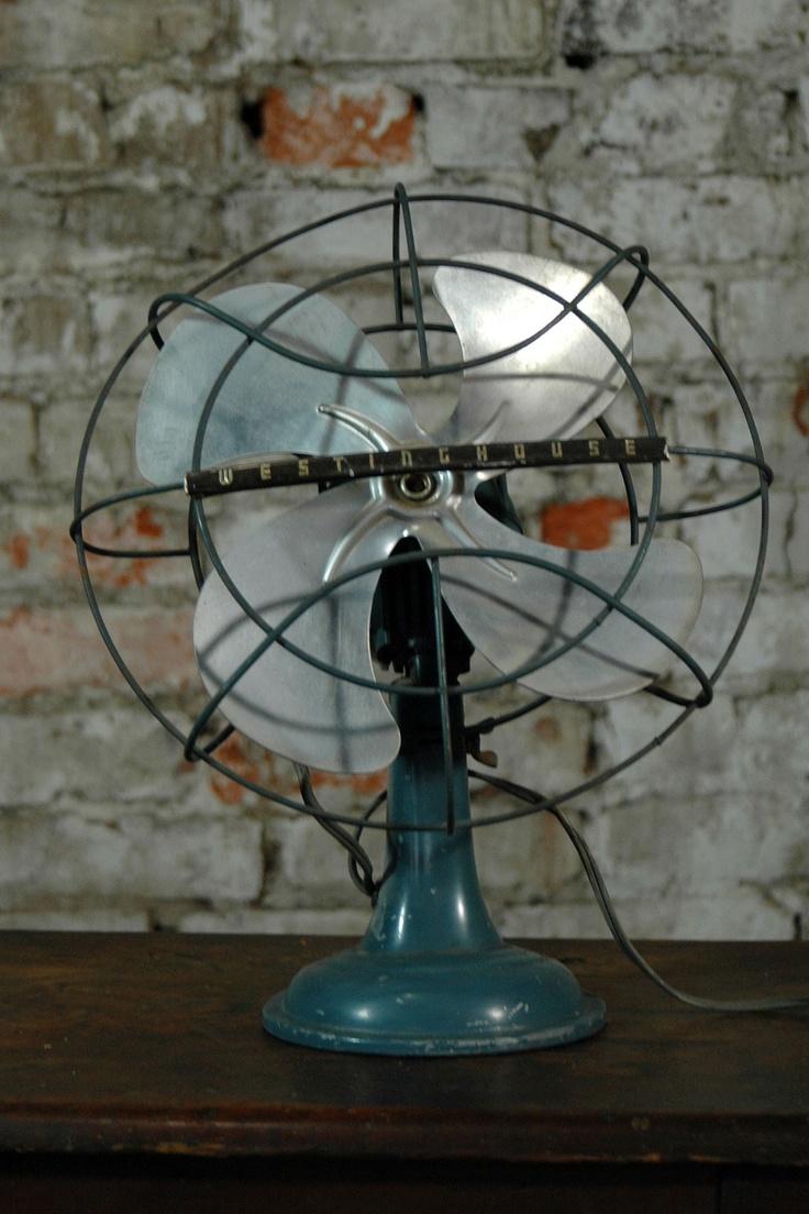 Vintage Westinghouse Fans 33