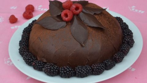 Není bomba jako bomba: Čokoládovo malinová každého potěší | Hobbymanie.tv - ta nejlepší stáj pro všechny vaše koníčky