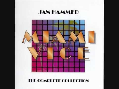 Jan Hammer - Shadow In The Dark (Miami Vice)