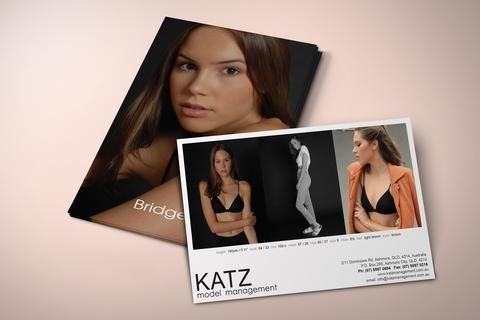 Model Composite Cards