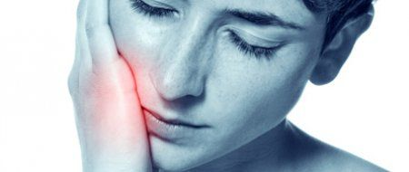 Douleur dentaire pulpite aigue