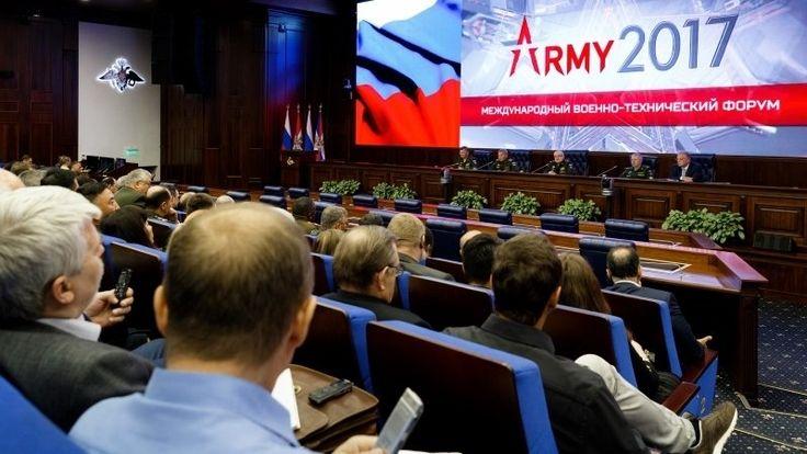 Проверено в Сирии: в Минобороны РФ подвели итоги форума «Армия-2017» https://riafan.ru/945641-provereno-v-sirii-v-minoborony-rf-podveli-itogi-foruma-armiya-2017