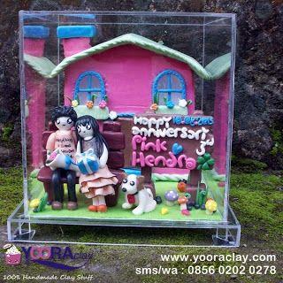 Happy Annyversary Pink & Hendro