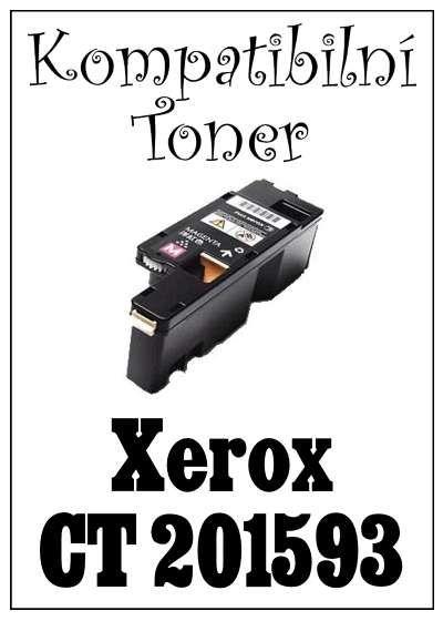 Kompatibilní toner Xerox  CT 201593 za bezva cenu 1273 Kč