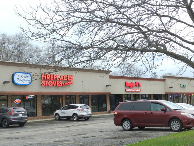 Fully leased strip center on busy Route 59 and Continental/Meadow Av. Tenants include Dairy Queen, Tattoo shop, Daycare, fireplace store and coming soon, restaurant.  Please do not disturb tenants.