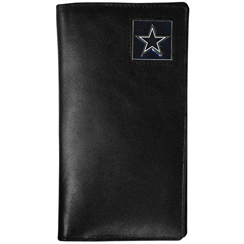 NFL Dallas Cowboys Tall Leather Wallet >>> To view further for this item, visit the image link.