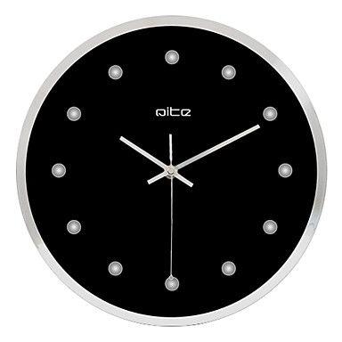 Aço inoxidável relógio de parede - Rite