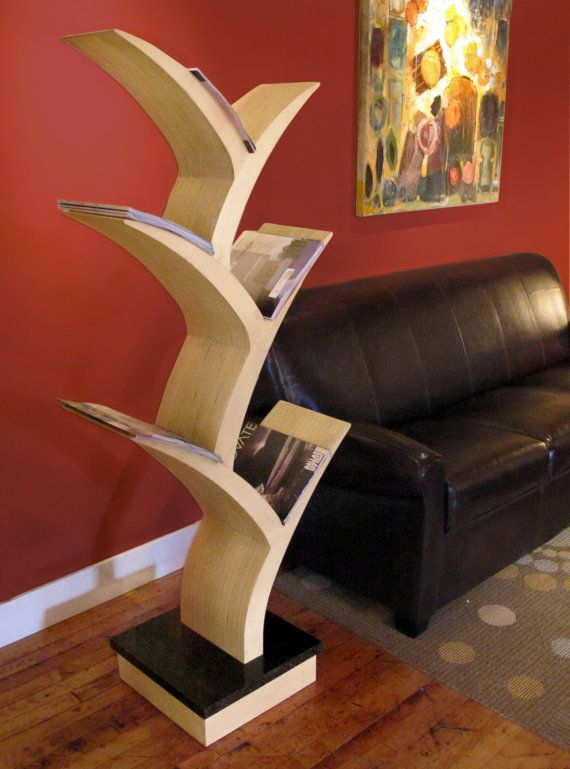 Spire - MultiPLY Magazine Stand by Momadic on Etsy, $1625.00