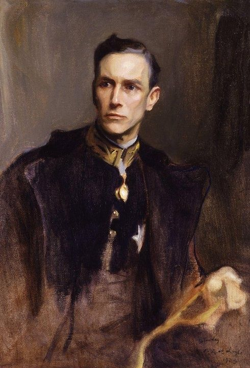 Philip Alexius de László, MVO (30 April 1869 Budapest - 22 November 1937 London)[1] was a Hungarian painter known particularly for his portraits of royal and aristocratic personages.