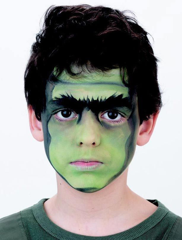 The 25+ best Frankenstein face paint ideas on Pinterest ...