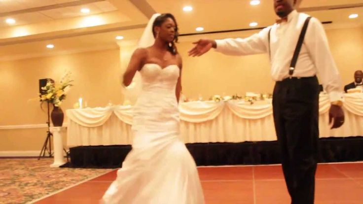 Possibly the Best Wedding Dance Ever...seriously, they dance their asses off!