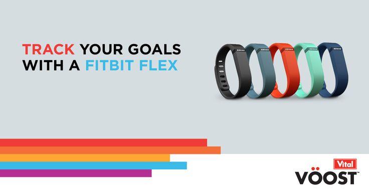 WIN a Fitbit Flex!