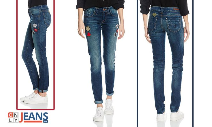Make your next move.  Check out Mavi Women's SERENA Skinny Jeans! MAVI exclusively on ONLYJEANS