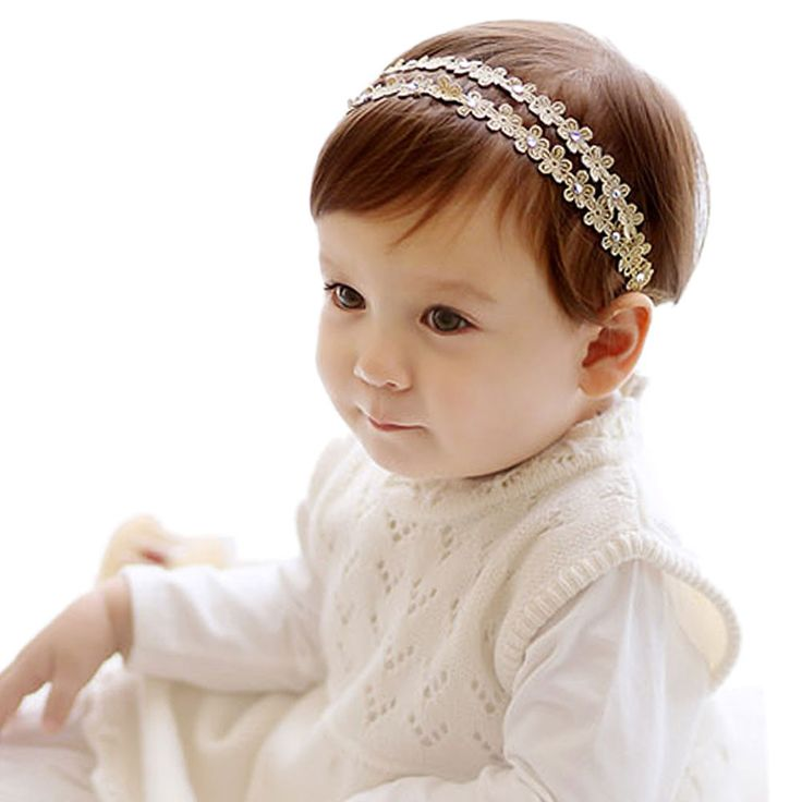 >> Click to Buy << New litter   headband Rhinestone shiny Headband Hairband   Girls Flowers Headbands Hair Accessorieselastic hair bands #009 #Affiliate