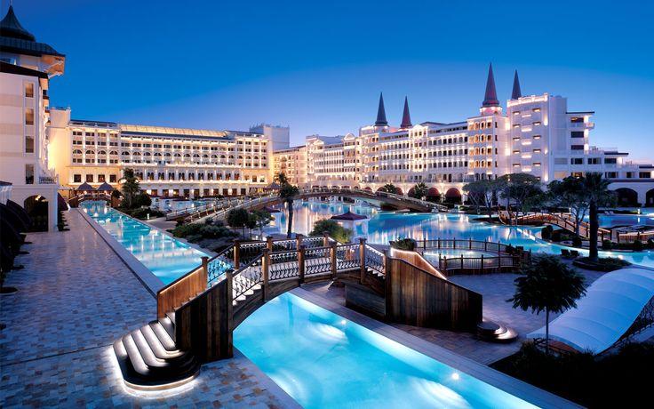 luxury hotels | Mardan Palace Most Luxury Hotel In Turkey | World Visits