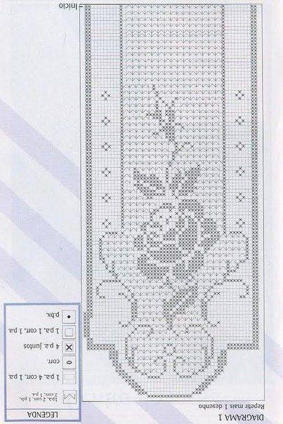 Mis Pasatiempos Amo el Crochet: Cortinado maravillosa obra de arte incluye 2 modelos