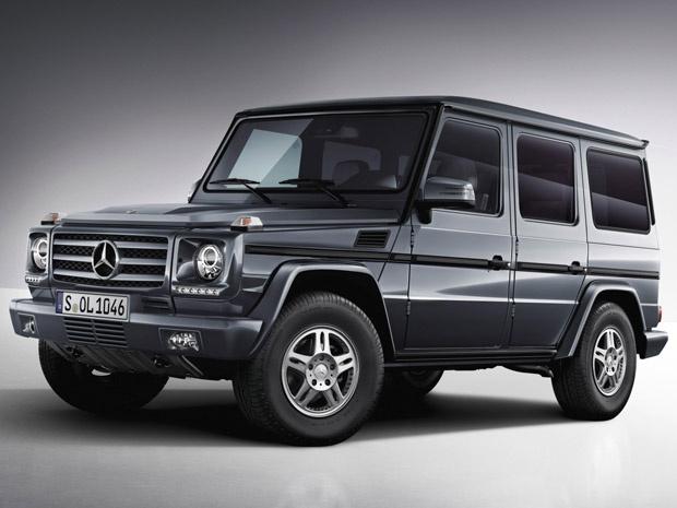 Cool Stuff We Like Here @ CoolPile.com  ------- // Original Comment \\ -------  Mercedez-Benz G-Class