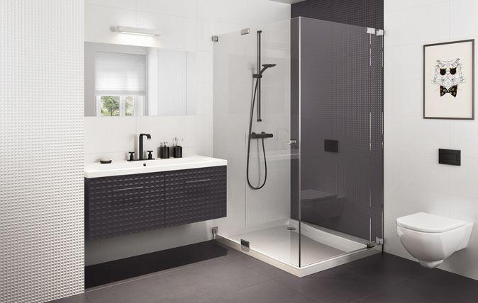Zawsze modny kontrast i operowanie delikatnymi strukturami to najważniejsze cechy minimalistycznej kolekcji płytek ściennych Esten. Ta, inspirowana geometrycznymi formami zaczerpniętymi ze świata natury propozycja, świetnie sprawdza się w jasnych, przestronnych wnętrzach nowoczesnych łazienek i kuchni. mężczyzna I męskie wnętrza I łazienka I dekoracje I aranżacja I architektura I bathroom I bathroom inspiration I ceramic | ceramic tiles | men I accesories | simplicity | interior | wooden…
