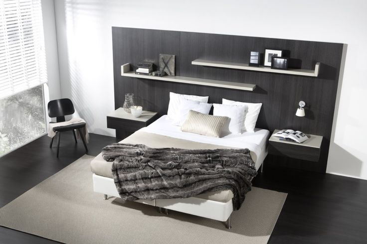 Decoration, Wall Mounted Nightstands,design 4: Simple Floating Wall-mounted Nightstands