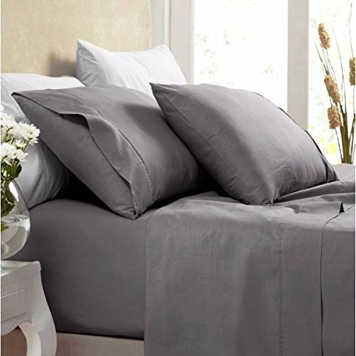 Now available at Bedr Sheets, 600 Thread Count ... check it out http://bedrsheets.com/products/king-size-cool-touch-600-thread-count-tencel-sheet-set-grey-color-deep-pocket-fit?utm_campaign=social_autopilot&utm_source=pin&utm_medium=pin