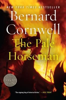 The Pale Horseman (The Saxon Stories, #2) This book pretty much ends at the same place as Season One of the BBC series The Last Kingdom.
