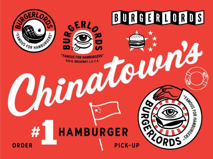 Chinatown's #1 Hamburger