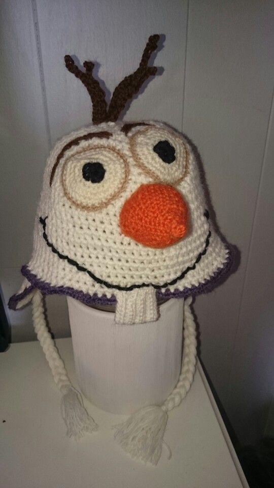 Olaf lue heklet