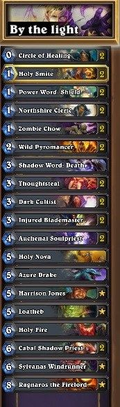 Background: I'm a longtime druid player (legend last season with token). I played spellpower druid in the beta, and then took a break until the unleash nerfs, at which point I played druid again until this past week. This month, I played druid ranks 15-7, then mage 7-2 and back to 4, then priest ...