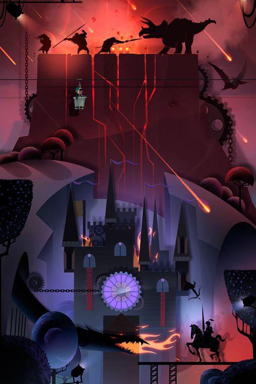 theartofanimation: Brian Thompson