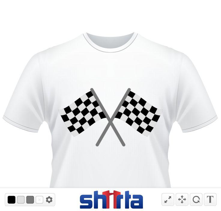 Klassische Zielflagge, für alle Sportarten - Rennteams, wie z. B.  Snowboarder, Biker, Motorsport, Motocross, Skifahrer, Go kart, Wintersport, Rennsport, Drag star, Mountainbiker, ... und andere Teams
