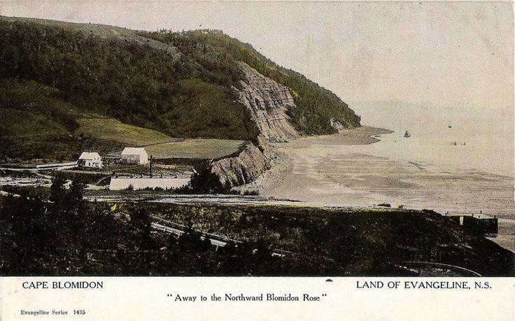 Blomidon Nova Scotia