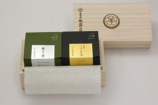祇園辻利. packaging, japan