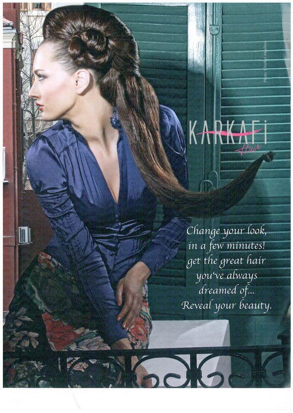 Alina 4 Karkafi hair