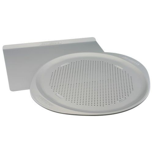 Shop #Farberware 52154 14x 16 #CookieSheet and 15.5Pizza Pan online at lowest price in USA and purchase various collections of All Pans in Farberware brand at grabmore.com the best #onlineshopping store in USA.