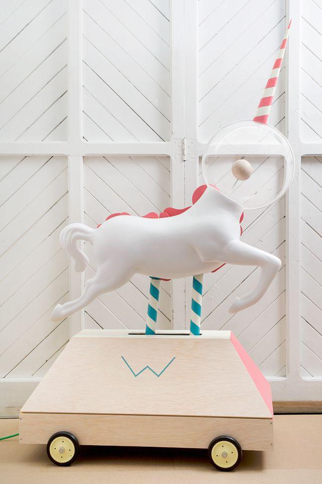 El unicornio de Brosmid