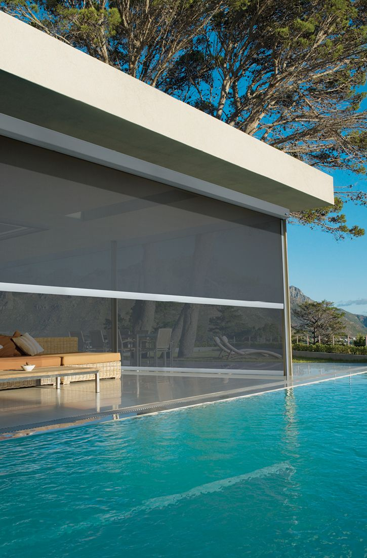 Beautiful Awnings For Pool Areas In 2020 Pergola Patio Outdoor Entertaining Area Pool Area