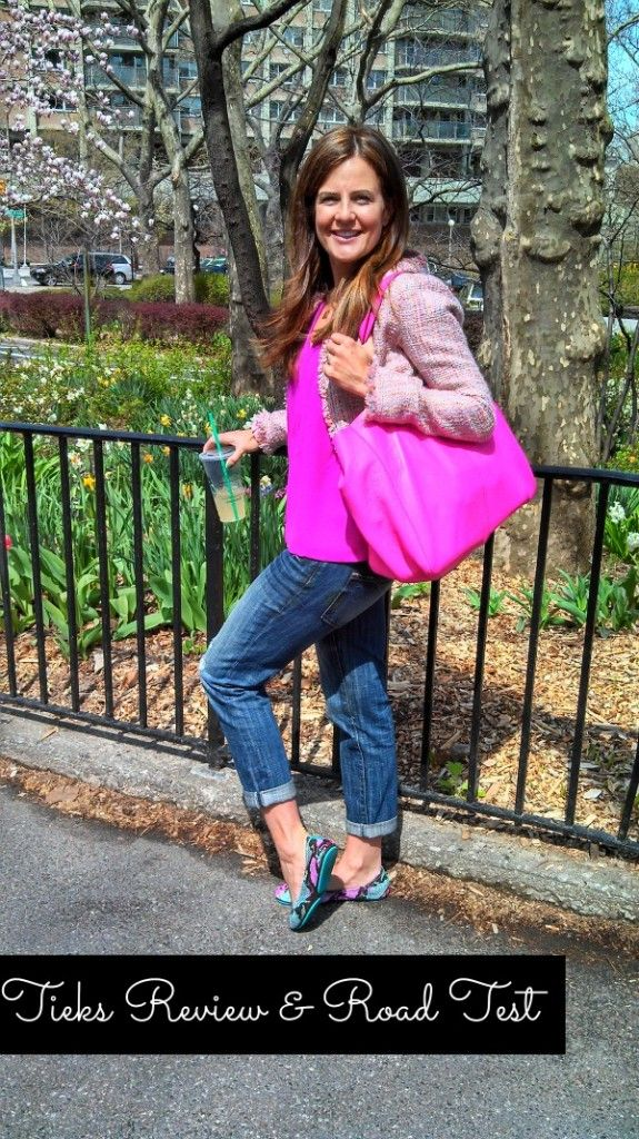Tieks for comfort and style