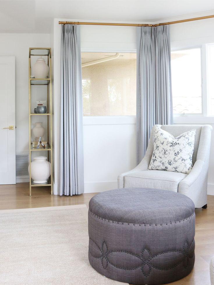 Gray, white and gold | STUDIO MCGEE