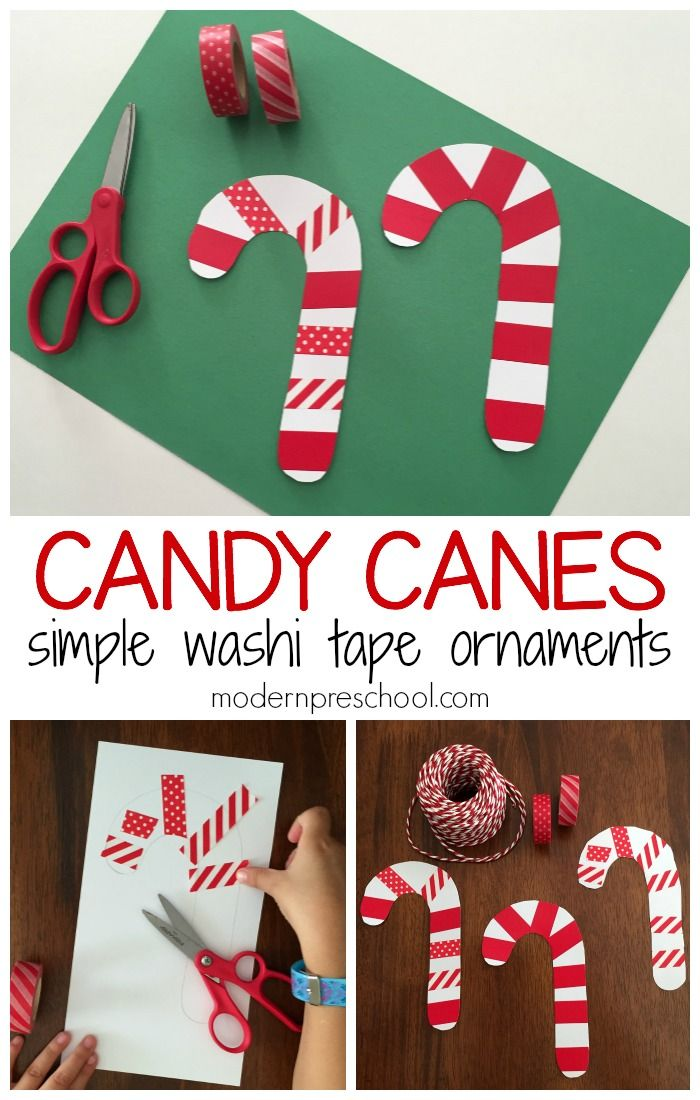 2215 best kids christmas activities images on pinterest for Candy cane crafts for adults