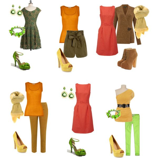 """true spring looks"" by sabira-amira on Polyvore"