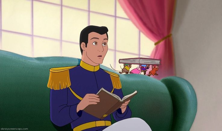 how to become a disney prince