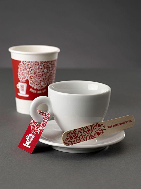Double Cappuccino Vida e Caffee