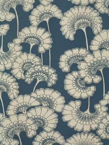 Japanese Floral from Florence Broadhurst via Signature Prints