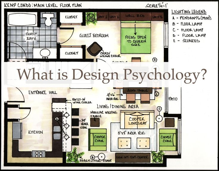 24 best english 103 culture project images on pinterest - Interior design psychology degree ...