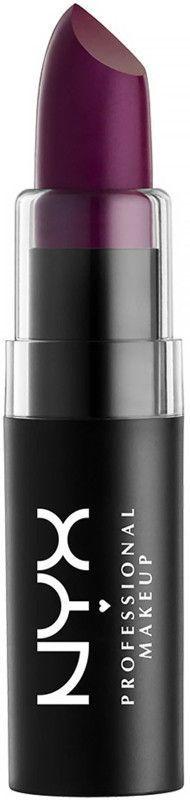NYX Matte Lipstick - Aria #lipcolorsnyx