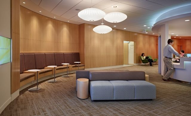 45 Best Healthcare Lobbies Images On Pinterest Clinic