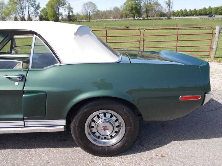 1968 Ford Mustang  **FOR SALE** By 500 CLASSIC AUTO SALES - 7791 IN-109 Knightstown, IN