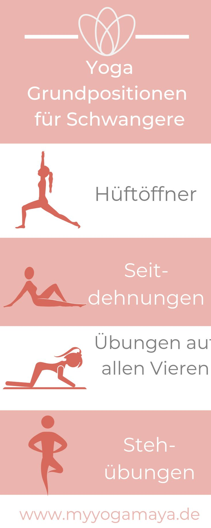 These yoga exercises are suitable for you as pregnant women