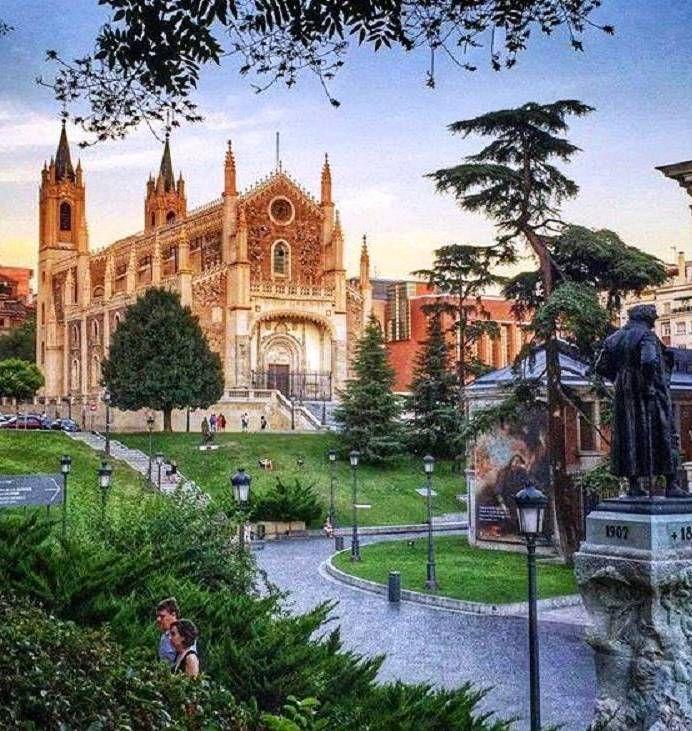 ..._Iglesia de los Jerónimos. Madrid