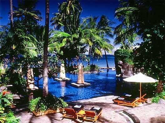 Sheraton Senggigi Hotel - Lombok, Indonesia